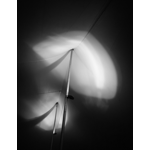 Billowing.
